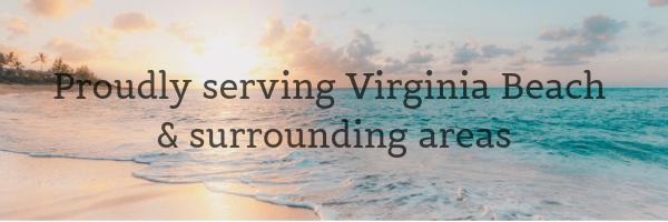 Proudly serving Virginia Beach surrounding areas - Home