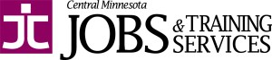 Color logo for Central MN Jobs & Training Servcies
