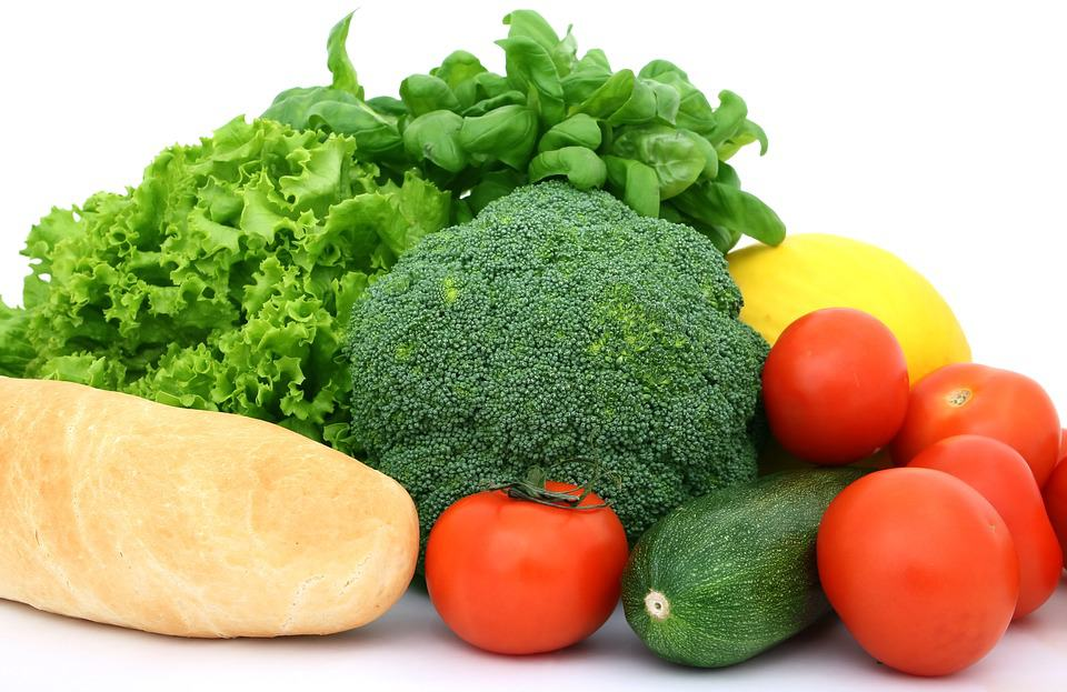 Delicious and healthy produce