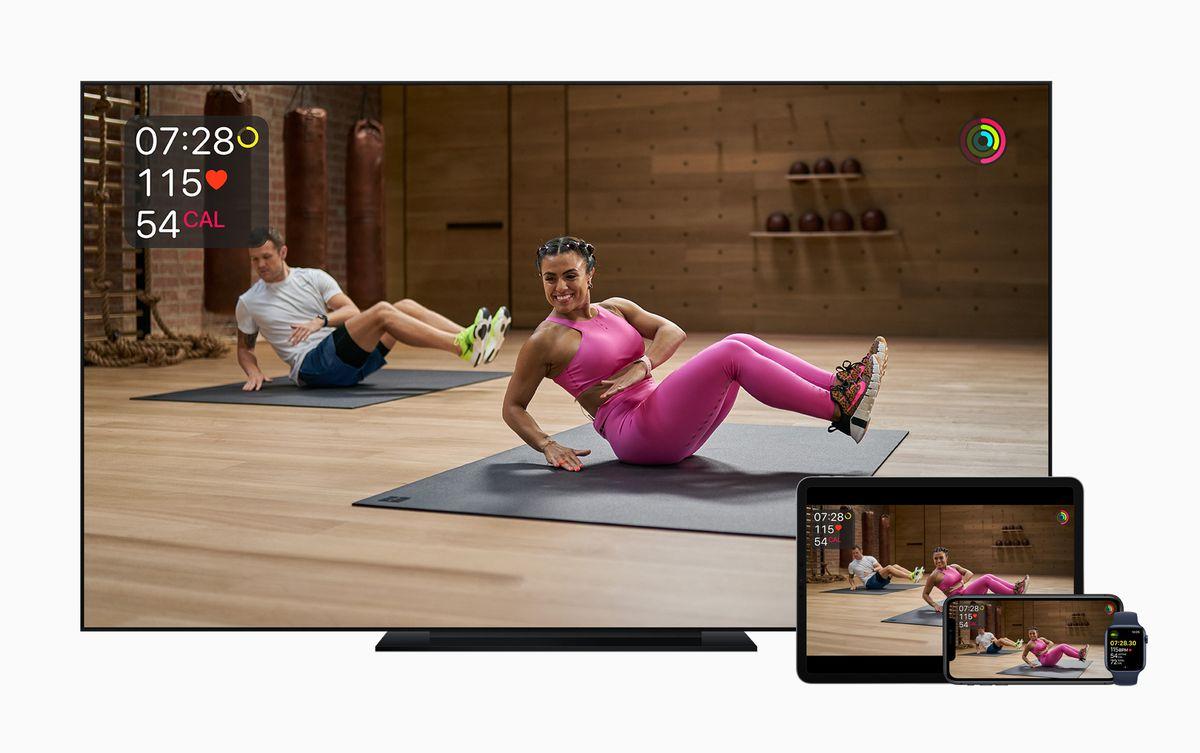 Formda Kalmanın Apple Hali: Apple Fitness Plus