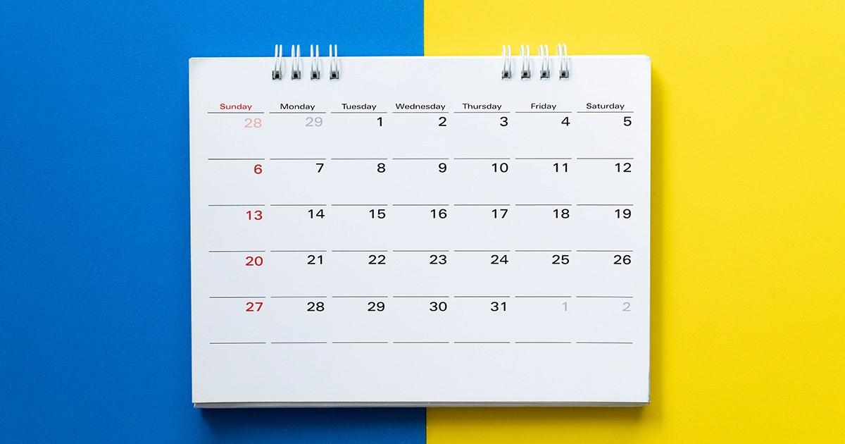 Nisan 2021 Önemli Gün ve Haftalar