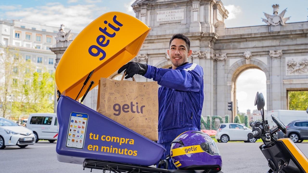 Getir, Bir Ülkede Daha Hizmete Başladı: Getir İspanya!