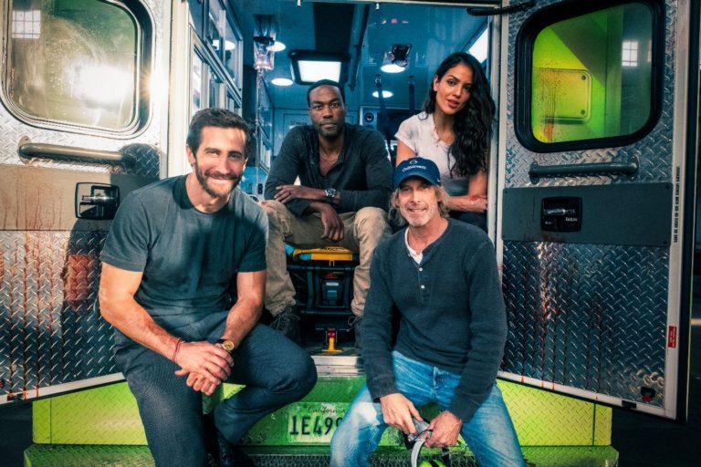 """Michael Bay'ın yeni filmi """"Ambulance""""ın fragmanı yayınlandı!"""