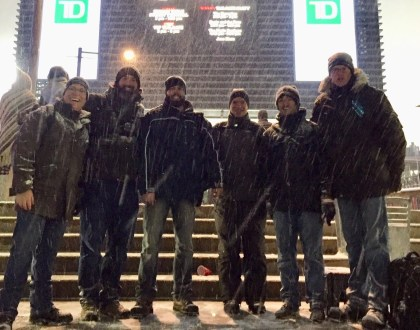 Grey Cup Ministry Report