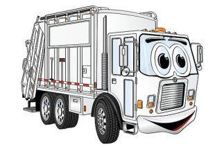 trash-truck