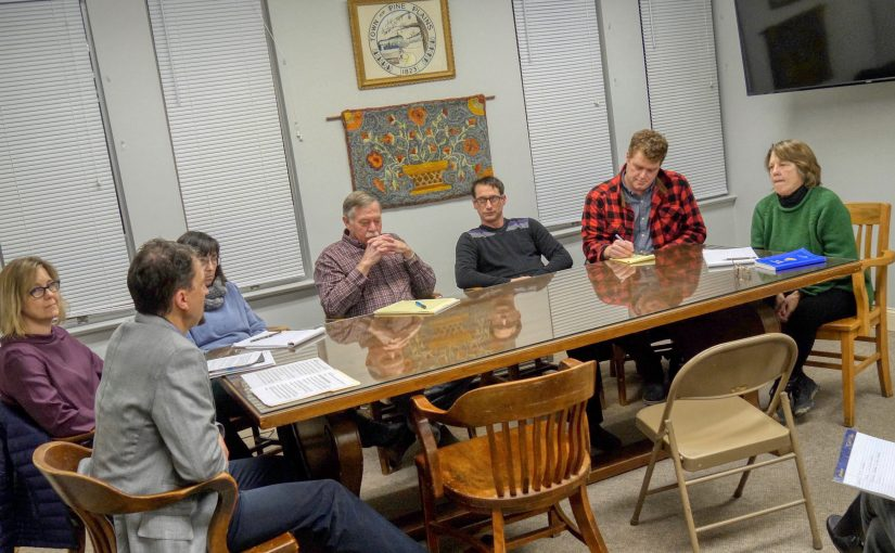 Town Board Workshop Meeting With Durst Organization, Feb. 18, 2020