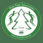 Pine Tree logo.