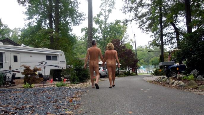 Pine Tree Associates nudist club.