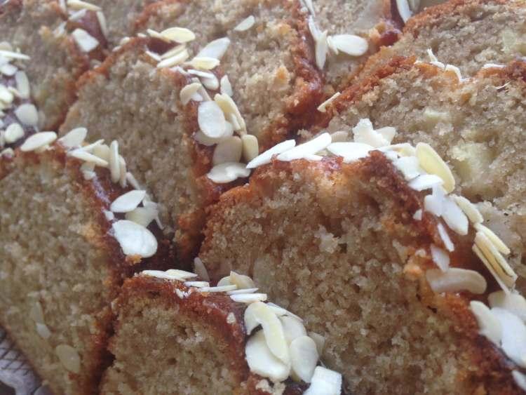 Zachte appelcake met kaneel recept
