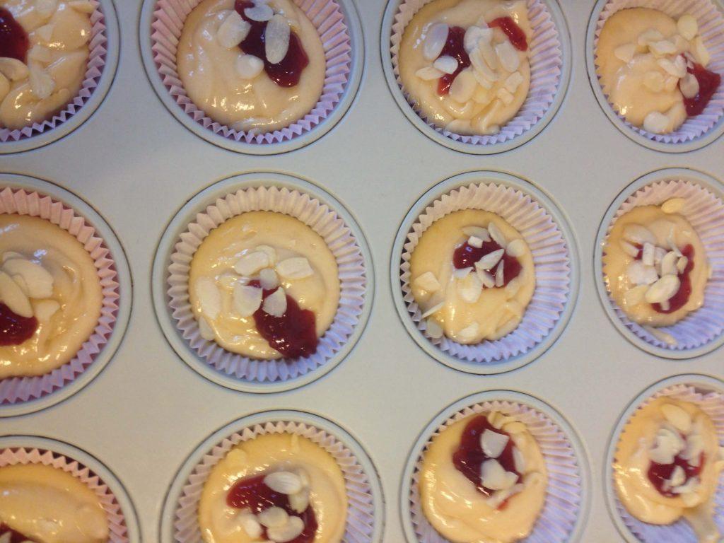 Vanille cupcakes recept confituur