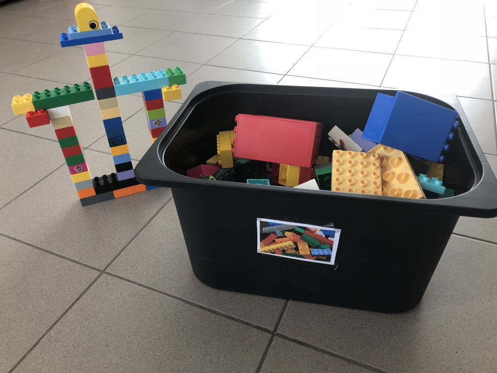 Cadeautips voor kleuters - Lego review