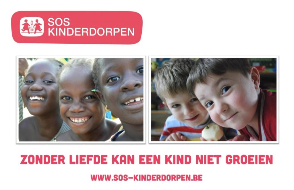 SOS kinderdorpen steunen