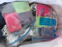 Zelf koelelement maken voor de koeltas | DIY Ice pack