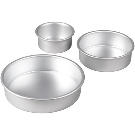 Wilton Tiered Trio Round Pan Set/3