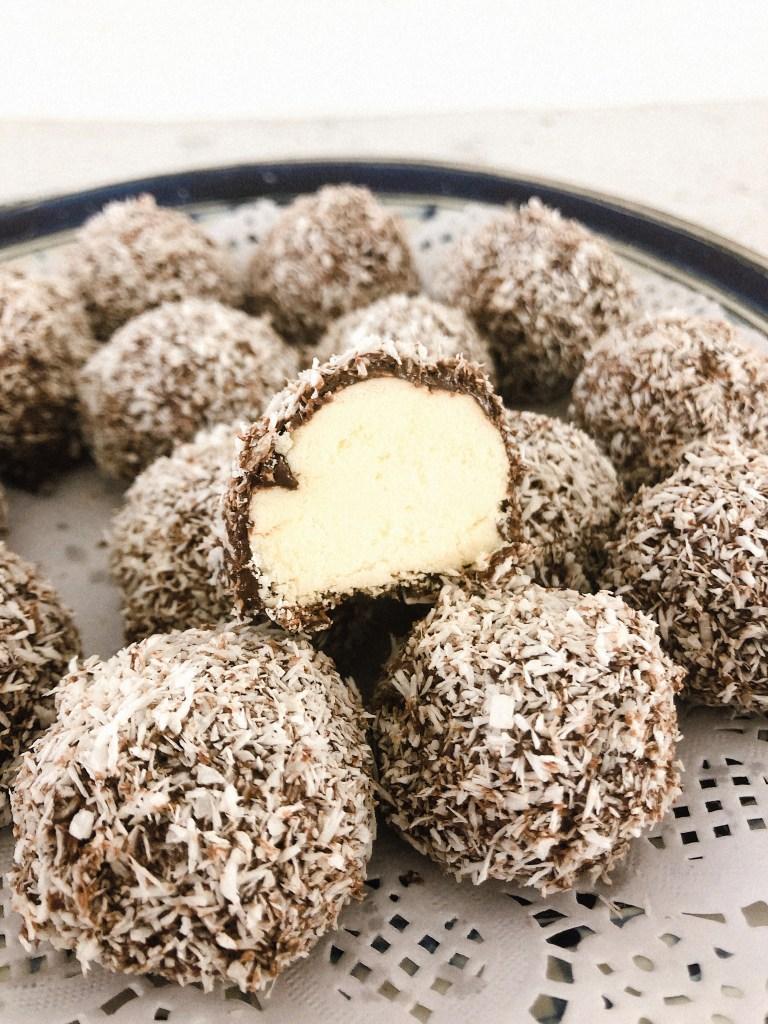 Trio van Maizena koekjes bakken makkelijk recept marokkaanse koekjes met kokos