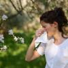 Spring pollen season
