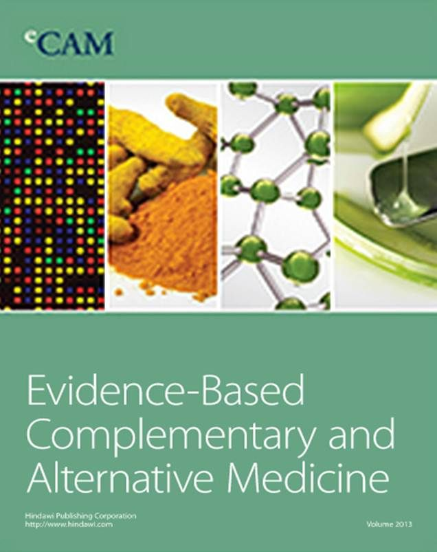 Evidence-Based Complementary and Alternative Medicine