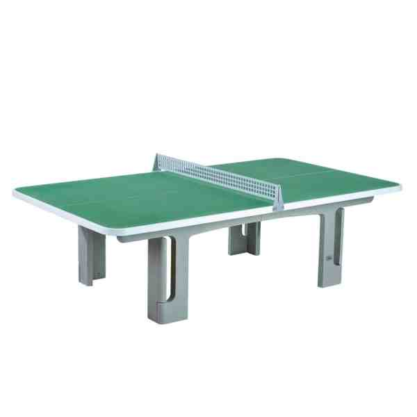 Butterfly B2000 Granite Green Concrete Table