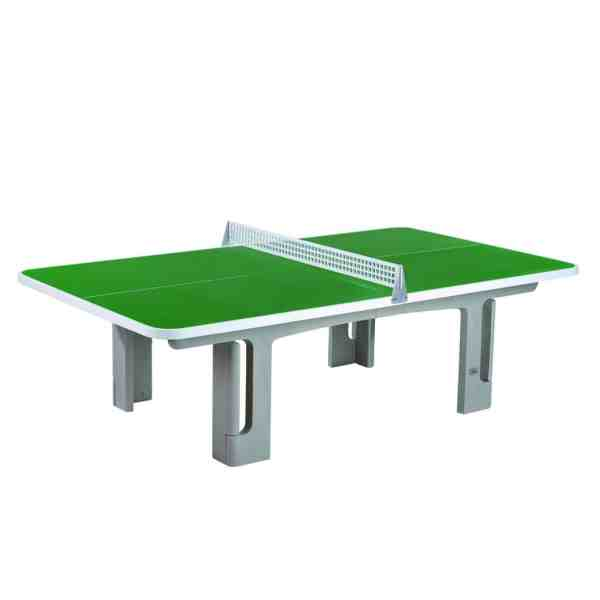 Butterfly B2000 Green Concrete Table