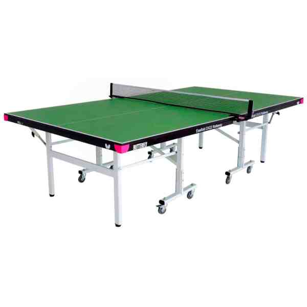 Butterfly Easifold 22 Green Deluxe Rollaway Table