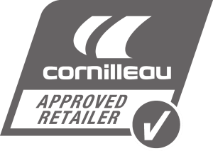 Cornilleau Performance 400m Crossover Grey Outdoor