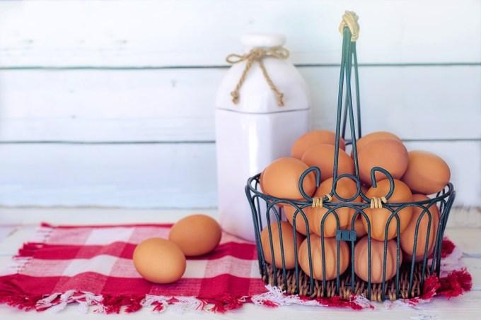 Diversifica y no pongas todos los huevos en la misma cesta