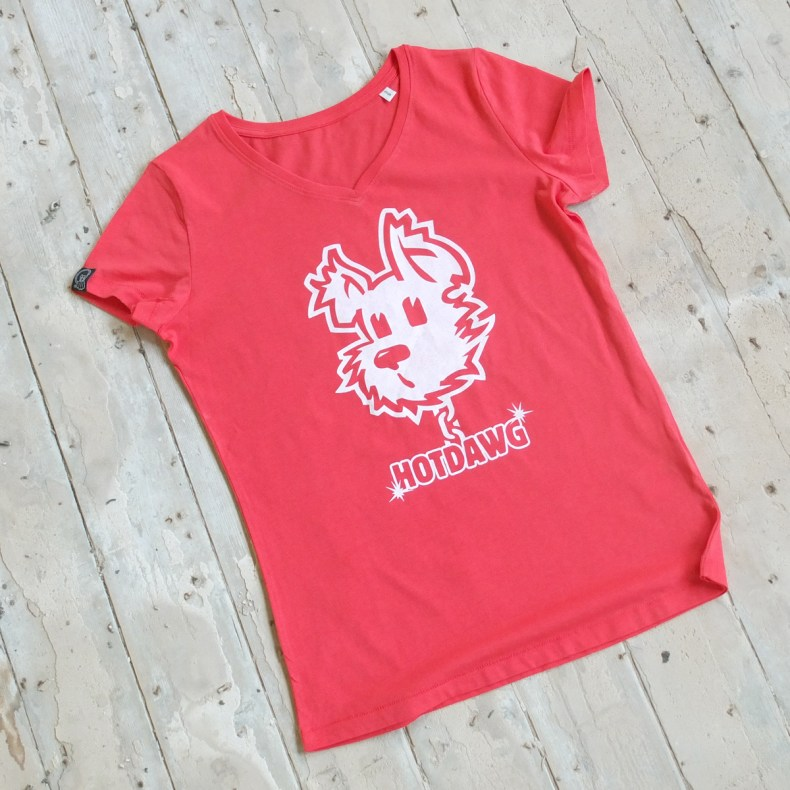 Hotdawg ladies T-shirt