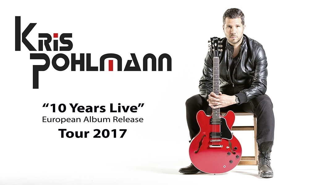 KRIS POHLMANN 10 Years Live in Dormagen