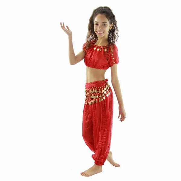 Unique Kids Dancewear & Costumes for Competition - Indian ...