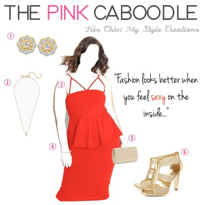 www.pinkcaboodle.com Tres Chic MyStyle: Valentines Day