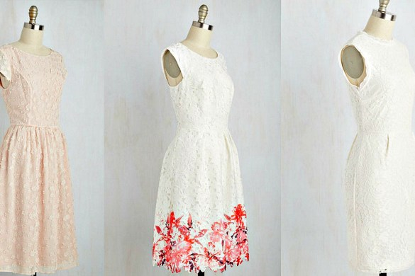 www.pinkcaboodle.com Pretty in Lace
