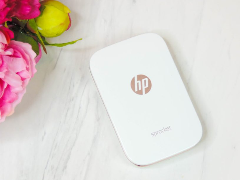 www.PinkCaboodle.com HP Sprocket Review