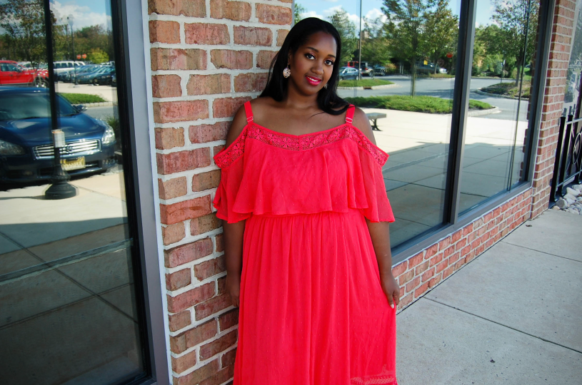www.pinkcaboodle.com One Last Summer Dress Before Fall