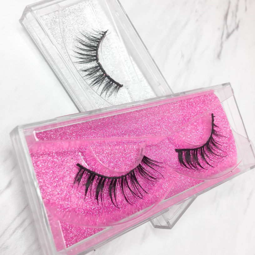 www.pinkcaboodle.com Take Two: Mink Lashes Review