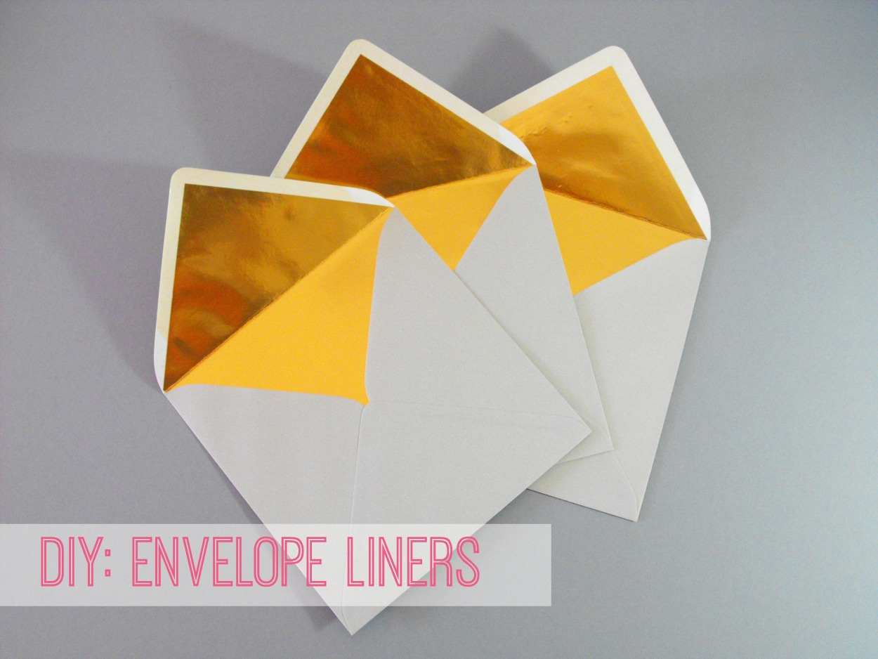 DIY Envelope Liners For Valentines Day Pink Chai Living