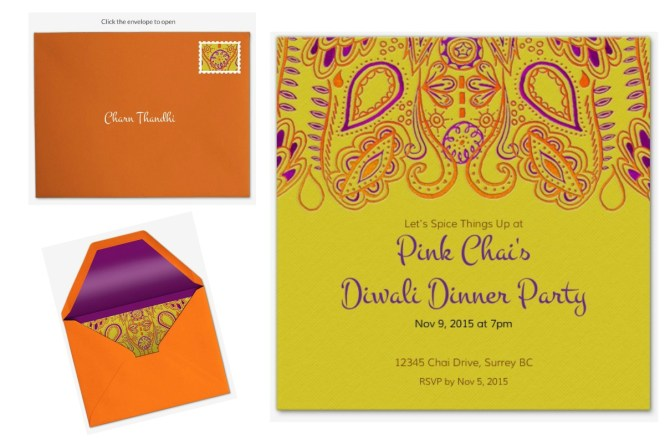 Results for Diwali Dinner Party Invitation The Banque – Diwali Party Invitations