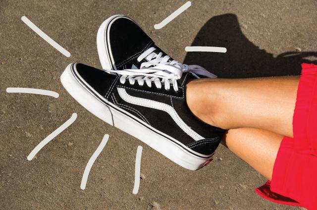 dec1f723a Las zapatillas son los zapatos más casuales por naturaleza. Su comodidad los  ha hecho los favoritos de muchas chicas y las últimas tendencias en el  mundo ...