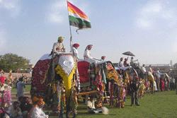 Elephant Festivals jaipur