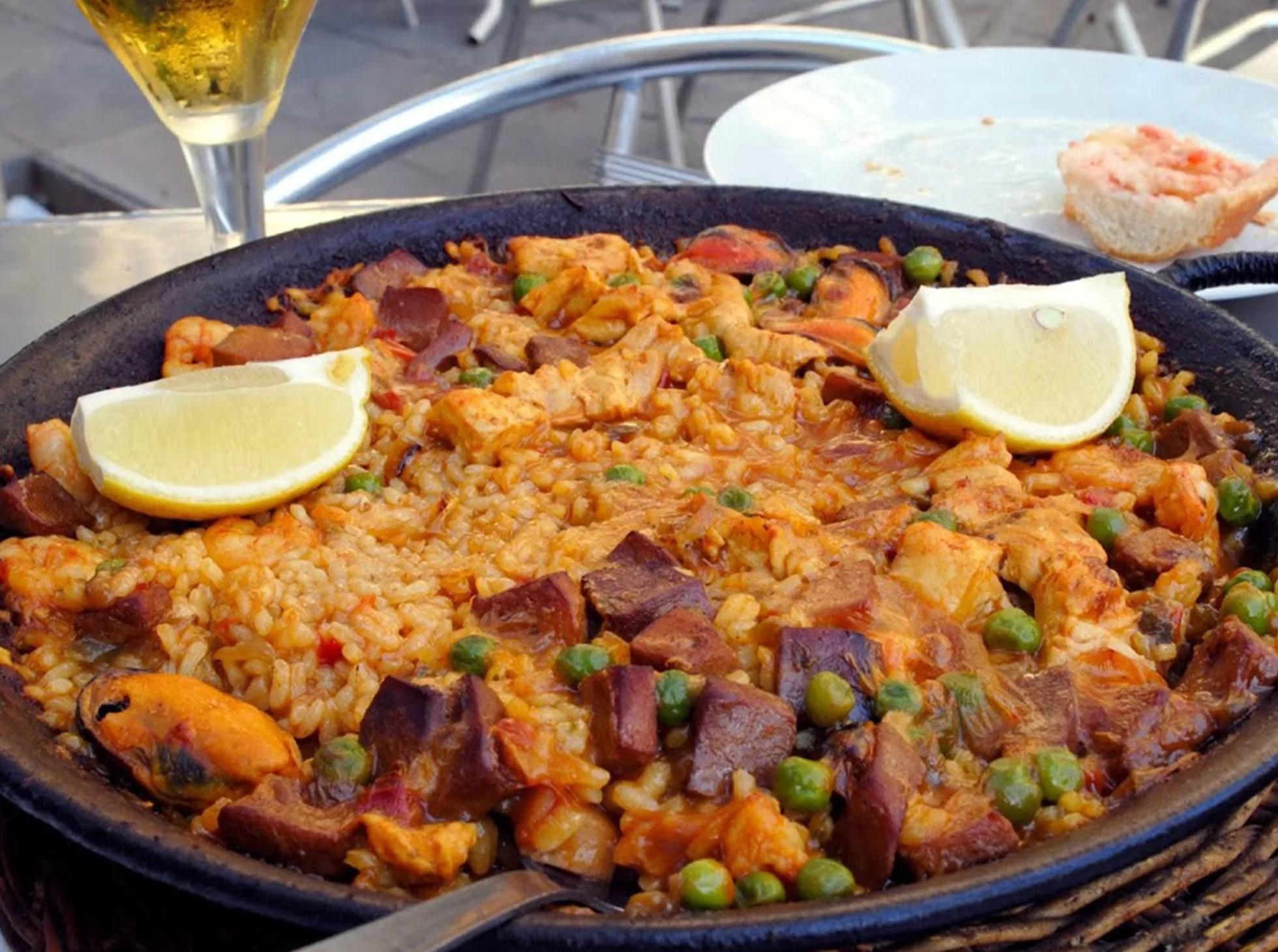 Pealla Barcelona co warto zjeść