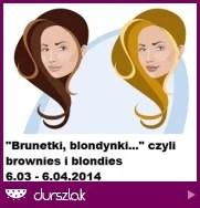 Brunetki, blondynki czyli brownies i blondies