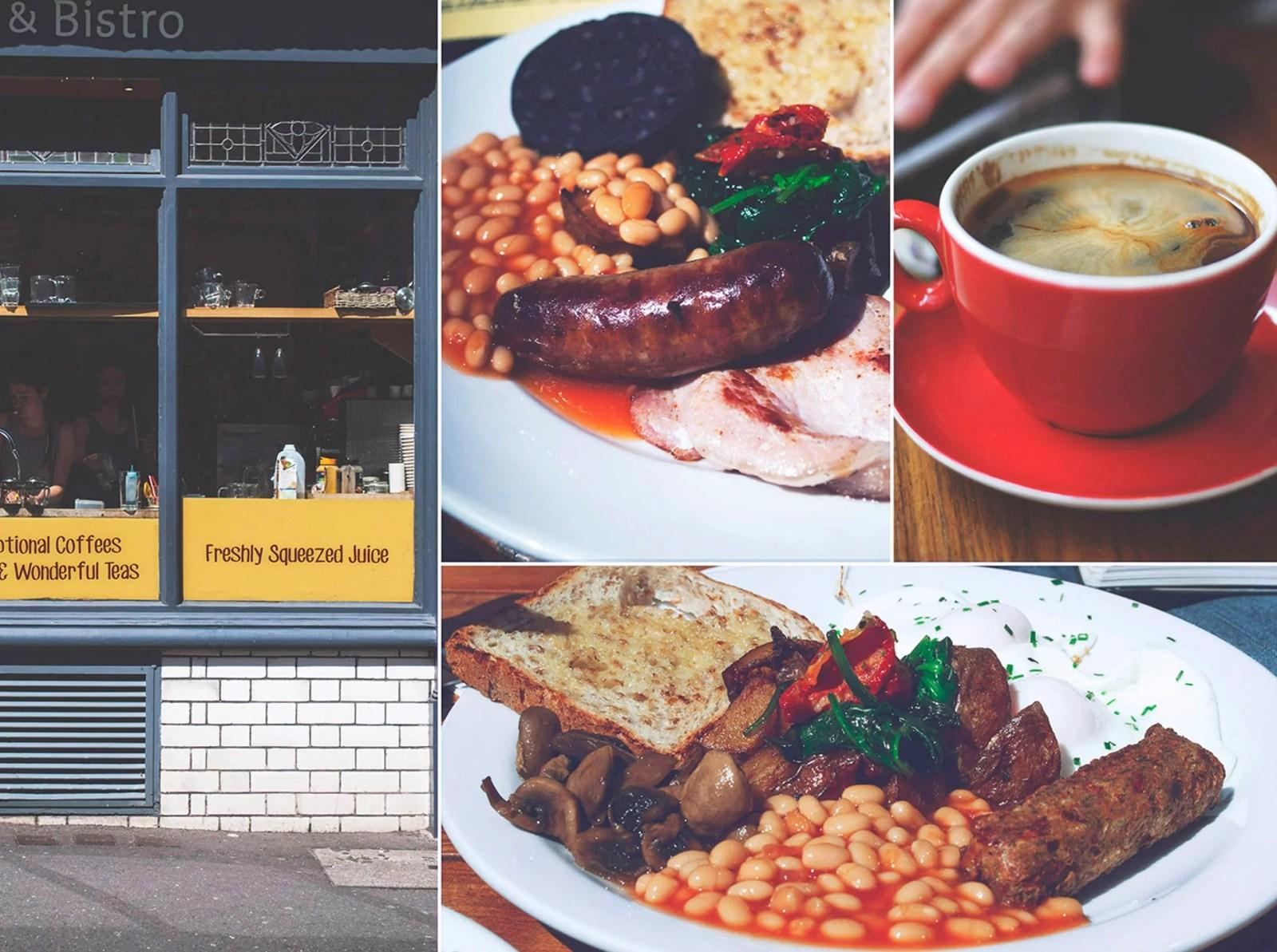 British breakfast przepis
