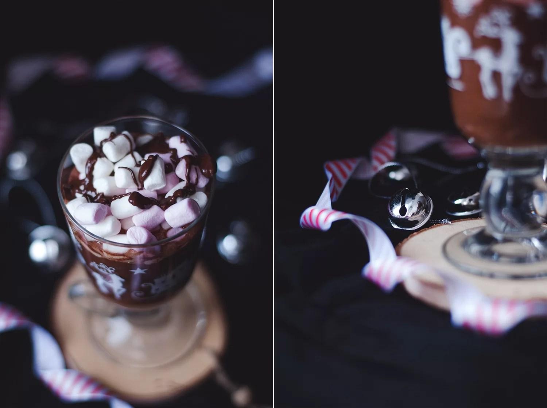 gorąca czekolada z rumem