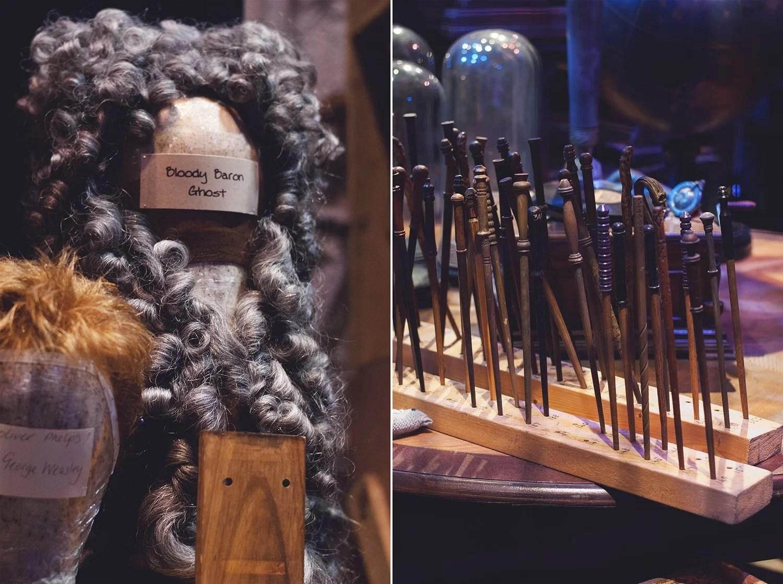Niesamowite miejsce studio Harrego Pottera