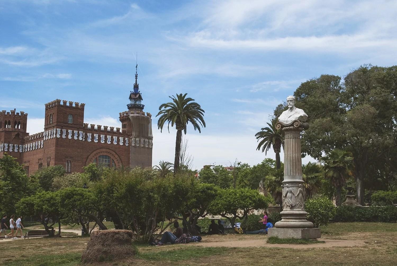 Parc de la Ciutadellabarcelona