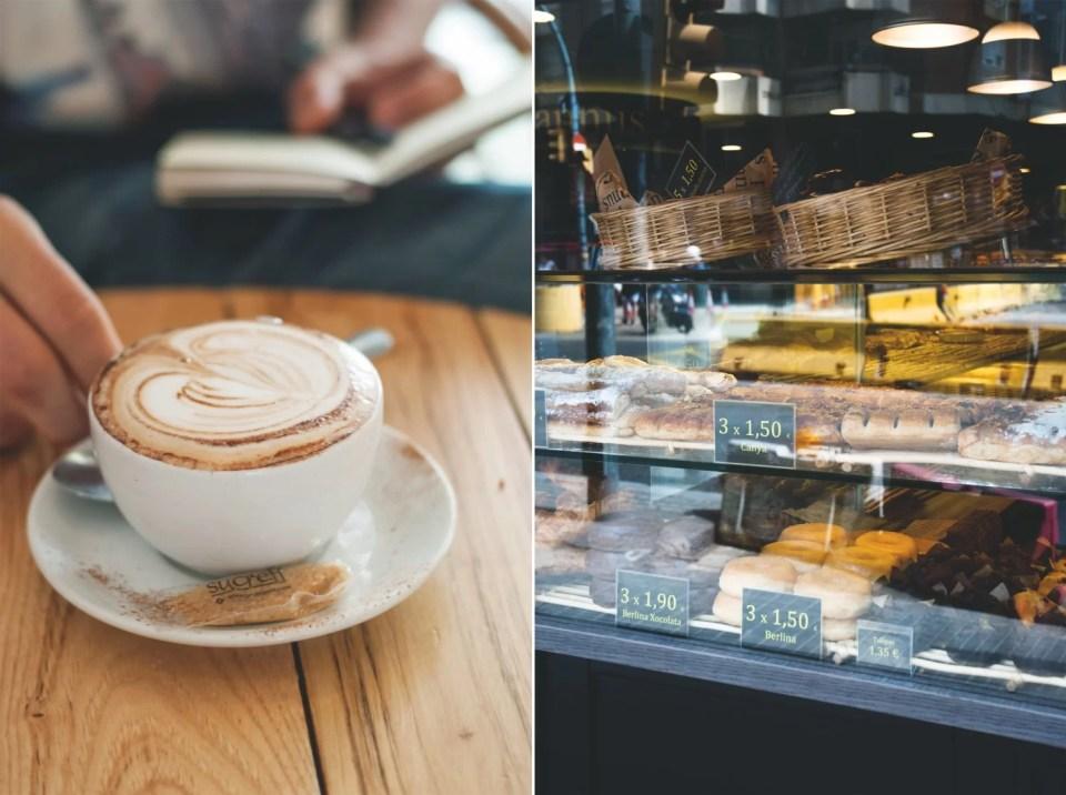 Kawiarnie Barcelona gdzie się wybrać