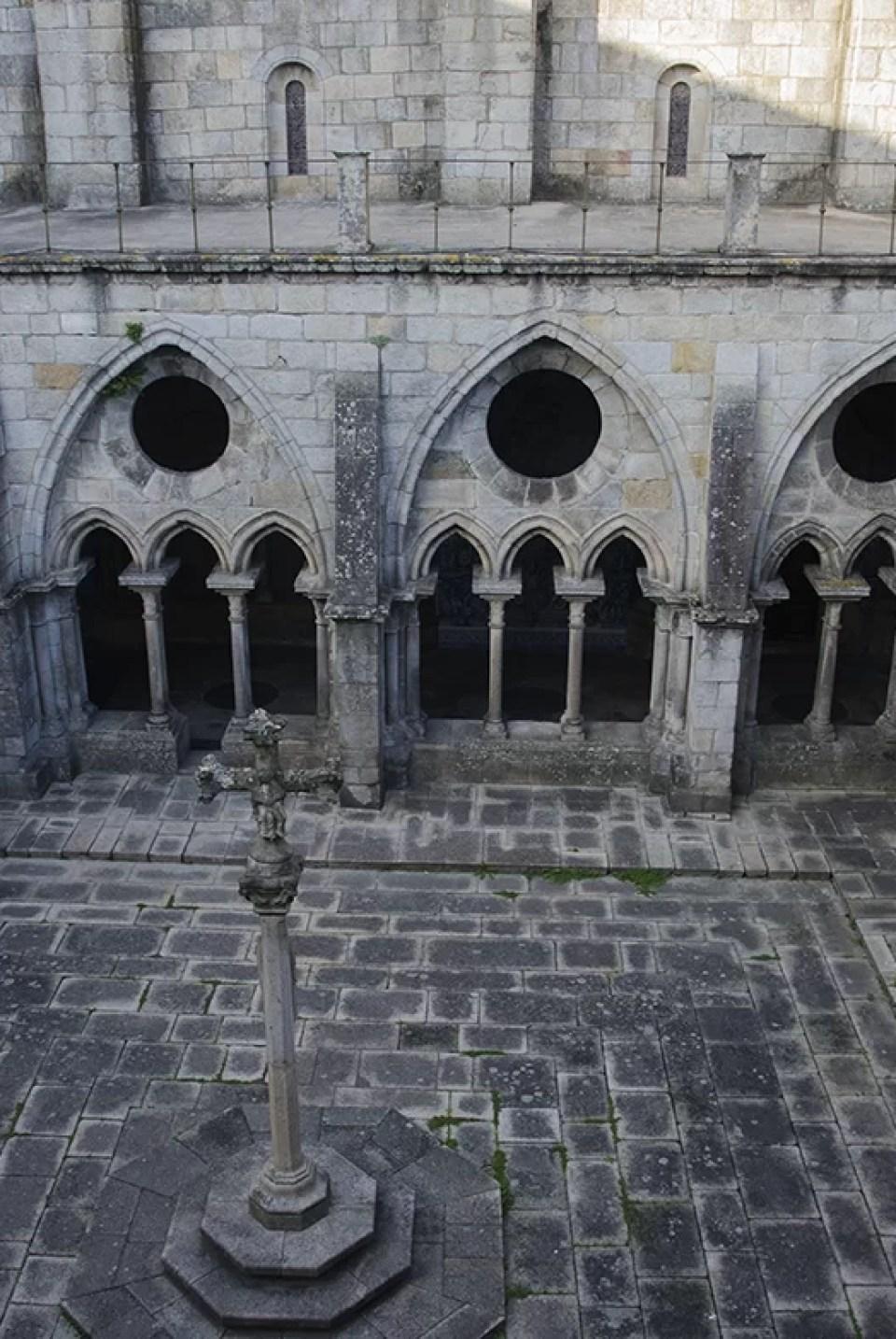 Katedra ciekawe miejsca w Porto