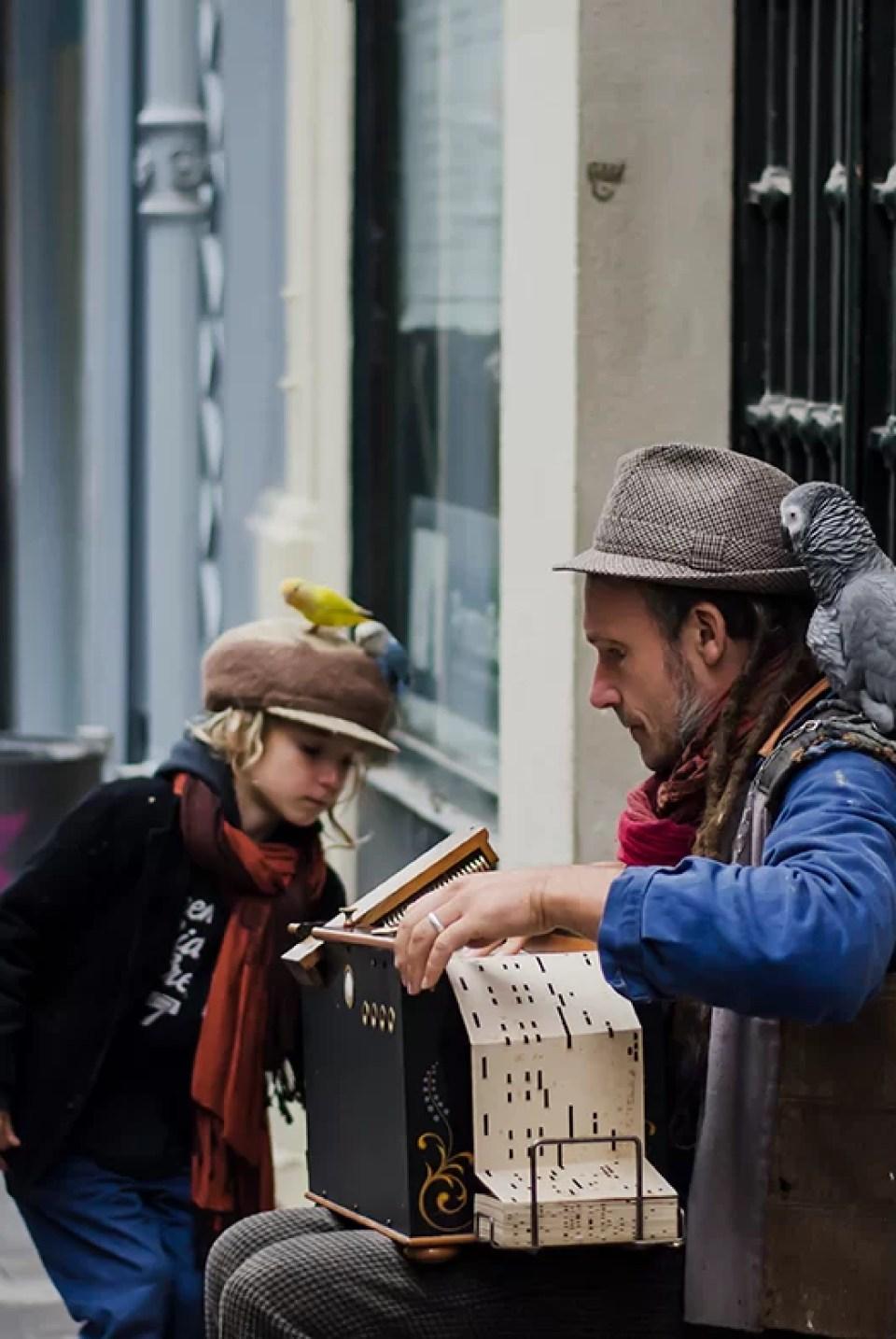 Porto uliczni grajkowie
