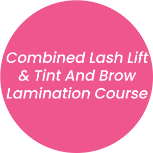 Combined Lash Lift & Brow Lamination Course