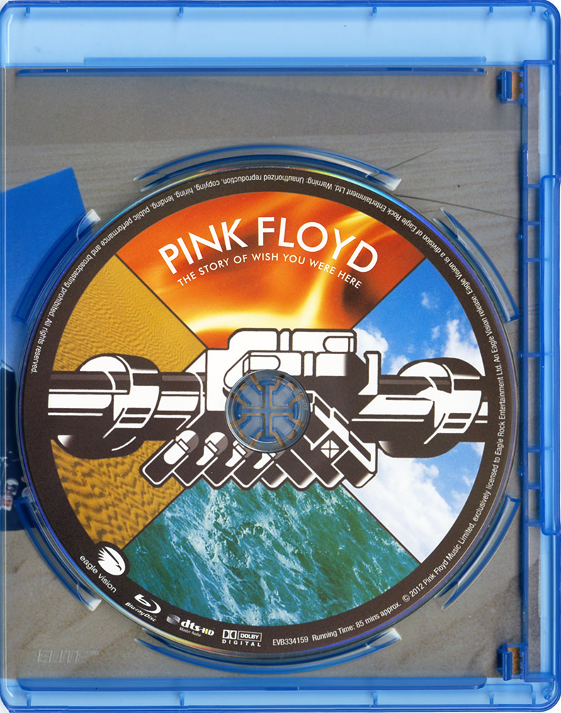 Pink Floyd Archives US DVDs
