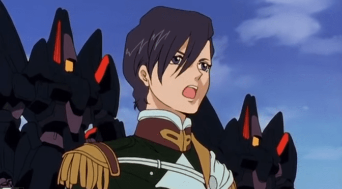 Gundam Wing – Episode Four